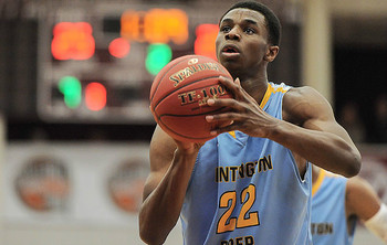 Roy Williams would have plenty of options with Wiggins in lineup. (CSM /Landov)