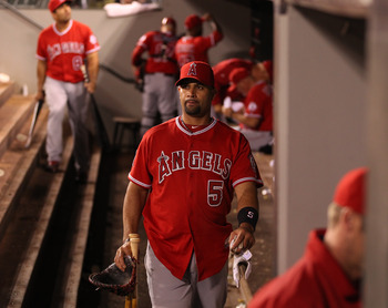Albert Pujols will be more valuable to the Angels than Josh Hamilton in 2013.