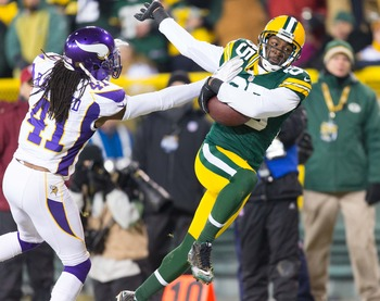 Greg Jennings will likely be moving on in free agency.