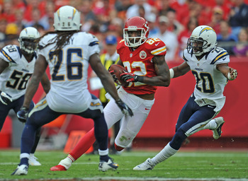 Dwayne Bowe figures to get the franchise tag on Monday.