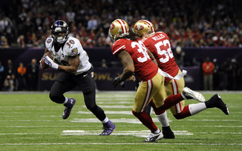 Will Super Bowl XLVII have been the last time Goldson played for the 49ers?