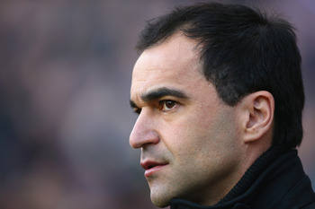 Roberto Martinez has favourable run-in.