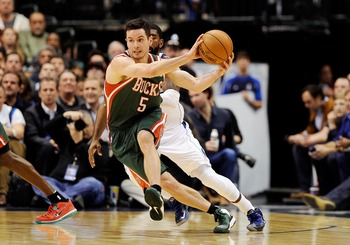 Milwaukee Bucks' J.J. Redick