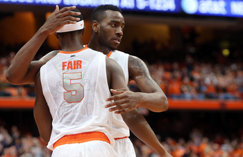 Syracuse has stumbled since starting 18-1.