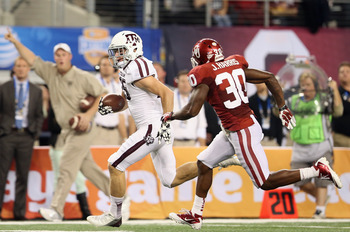 Ryan Swope vs. OU
