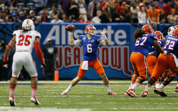 Driskel enters spring practice knowing he is the starter.