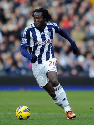 He didn't play agianst Chelsea, but Lukaku's influence at West Brom has been significant this season.