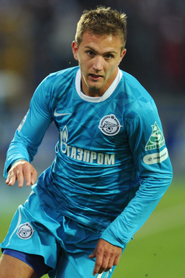 Zenit St Petersburg defender Domenico Criscito has been ruled out for the season.