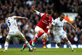 Jan Vertonghen and Benoit Assou-Ekotto.