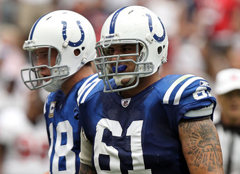 Jamey Richard is a former Indianapolis Colt.