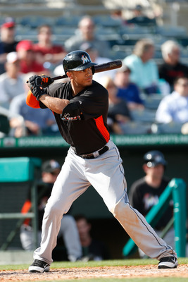 Believe it or not, Giancarlo Stanton will have a bigger role in 2013: Be the Marlins lone source of power in a slap-hitting lineup.