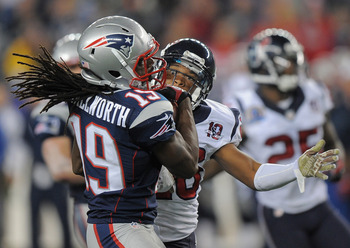 Stallworth flashed in his only game of 2012.