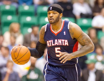 Atlanta Hawks' Josh Smith