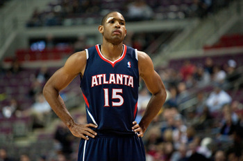Atlanta Hawks' Al Horford