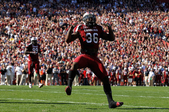 D.J. Swearinger, South Carolina