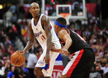 Los Angeles Clippers' Jamal Crawford