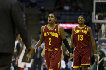 The Cavs have a young nucleus that will continue to grow.