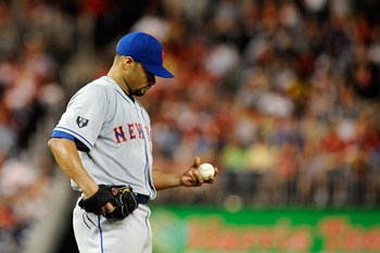 Johan Santana looks to put together a healthy 2013 campaign.