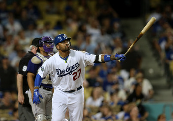 Matt Kemp can be the best hitter in baseball.