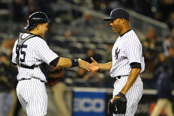 The ageless Mariano Rivera will show the type of competitor he is.