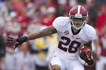 Alabama's Dee Milliner is the best cornerback available in this year's draft and almost certain to be a top five pick