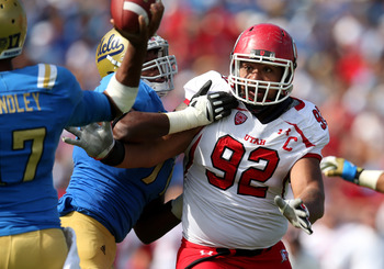 Utah's Star Lotulelei is talented enough to play nose tackle or end in the Chiefs 3-4 defense