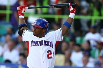 Robinson Cano leads a potent Domincan Republic offense into the WBC.