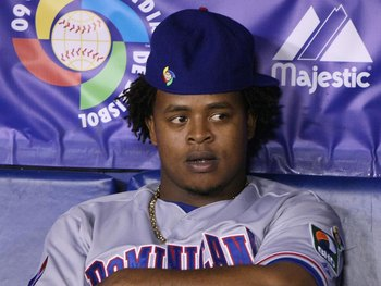 Edinson Volquez must be better this time around for the Dominican contingent.