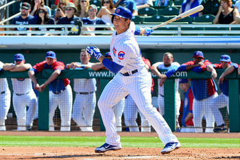 Italian first baseman Anthony Rizzo will do what he can to engineer his team's upset against Team USA in Round 1.