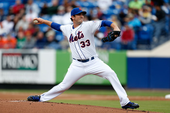 Matt Harvey is one of many talented starters the Mets have for the 2013 season.