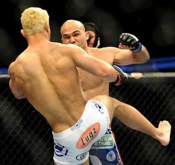 Koscheck vs. Lawler at UFC 157