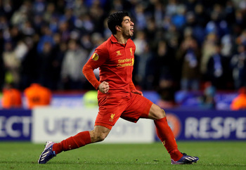 Luis Suarez has been phenomenal