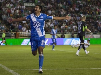 Diego De Buen scored the only goal of the match. Photo: Imago 7