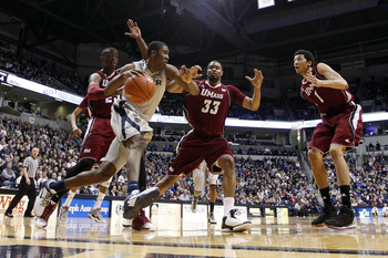 UMass has been mentioned as a potential target for both Big East leagues.