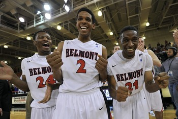 Belmont will be the No. 1 seed in the Ohio Valley Tournament in its first year with the OVC.