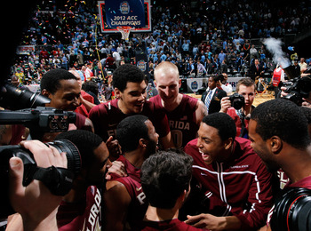 Florida State shocked the ACC after winning the 2012 ACC Tournament.