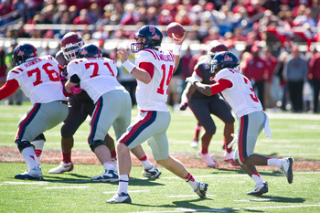 Replacing G A.J. Hawkins is mission critical for Ole Miss.