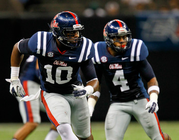 Rebel defense should be even better in 2013.