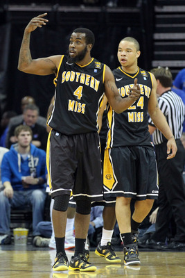 Southern Miss needs to win its remaining games to make the tournament.