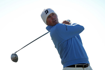 Reigning Match Play champion Matt Kuchar is looking for an even bigger win in 2013.