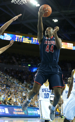Arizona senior forward Solomon Hill.