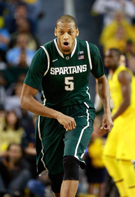 Adreian Payne brings double-double savvy to the court.