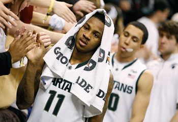 Keith Appling has some soul-searching to do.