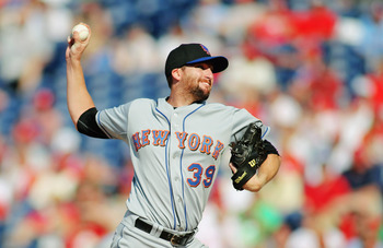 Like it or not, Bobby Parnell will start as the Mets' closer.