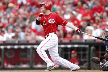 Todd Frazier offered sneaky power during his rookie campaign.