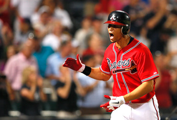 Andrelton Simmons is the best young shortstop that nobody is talking about.