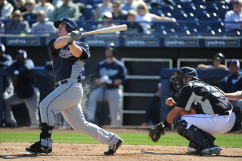 Jedd Gyorko has made a statement so far in spring training.
