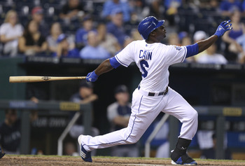 Roll the dice on Lorenzo Cain one more time.