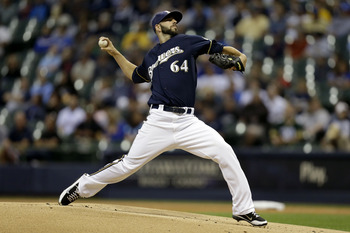 Mike Fiers' draft stock should catch fire as the season approaches.