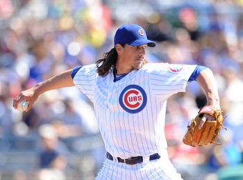 Jeff Samardzija was an unheralded ace in 2012.